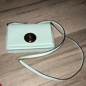 Late Spade crossbody purse